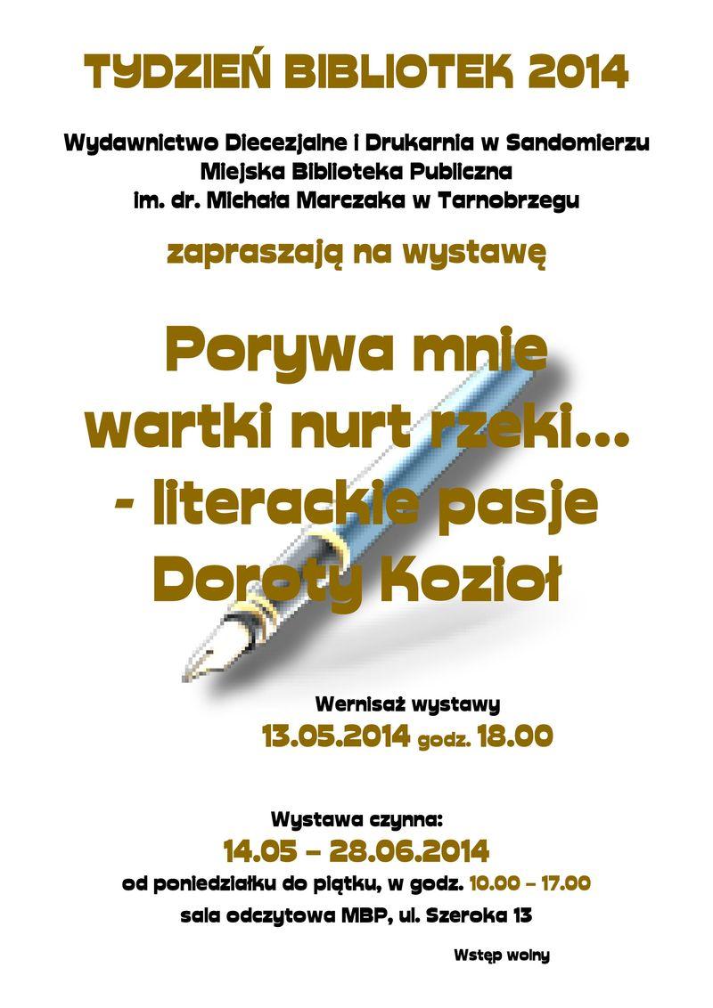 Biblioteka pedagogiczna tarnobrzeg online dating